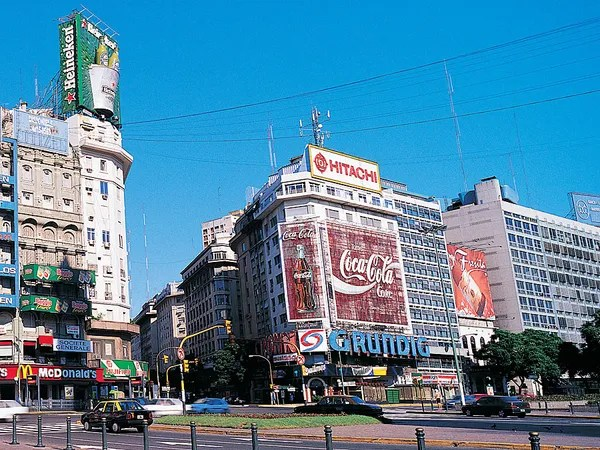 Buenos Aires History Population Map Culture Facts