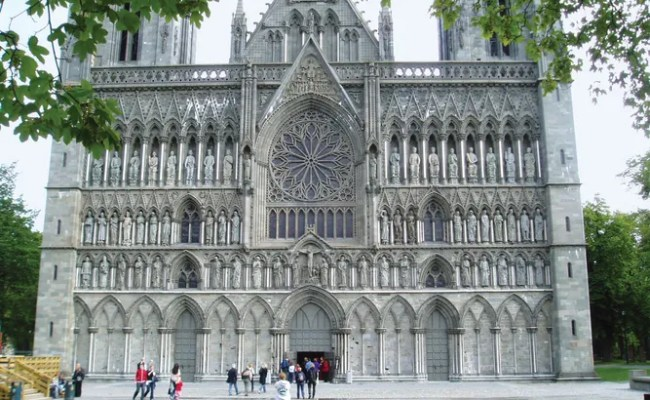 Nidaros Cathedral Church Trondheim Norway Britannica