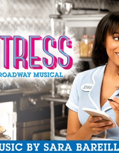 Nicolette robinson stars in waitress on broadway also brooks atkinson theatre direct rh broadwaydirect