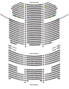 Richard rodgers seating chart back to top the theatre also broadway direct rh broadwaydirect