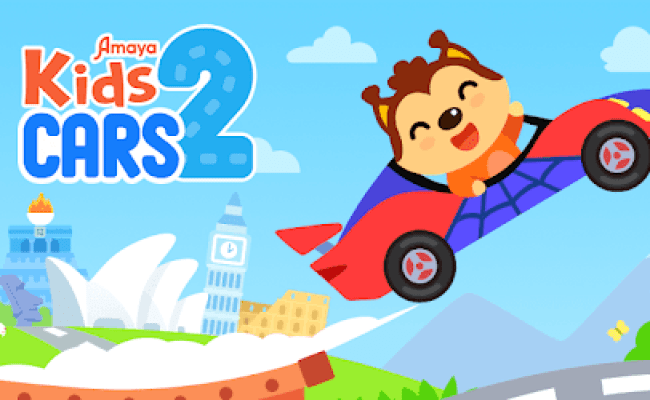 Car Games For Kids Toddlers Game For 3 Year Olds For Pc