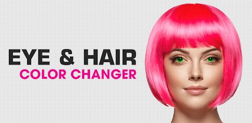 eye hair color changer