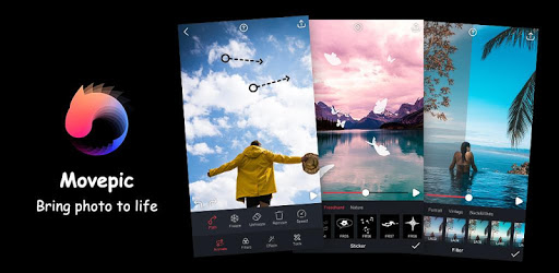 Movepic - Photo motion & Cinemagraph for PC - Free Download & Install on Windows PC. Mac