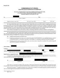 Illinois Sales Tax Exemption Certificate