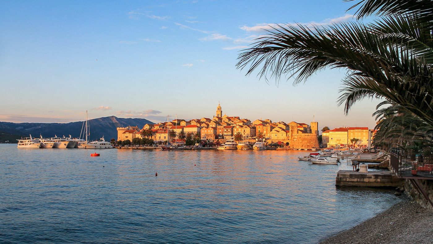 Korcula Travel Costs  Prices  BudgetYourTripcom