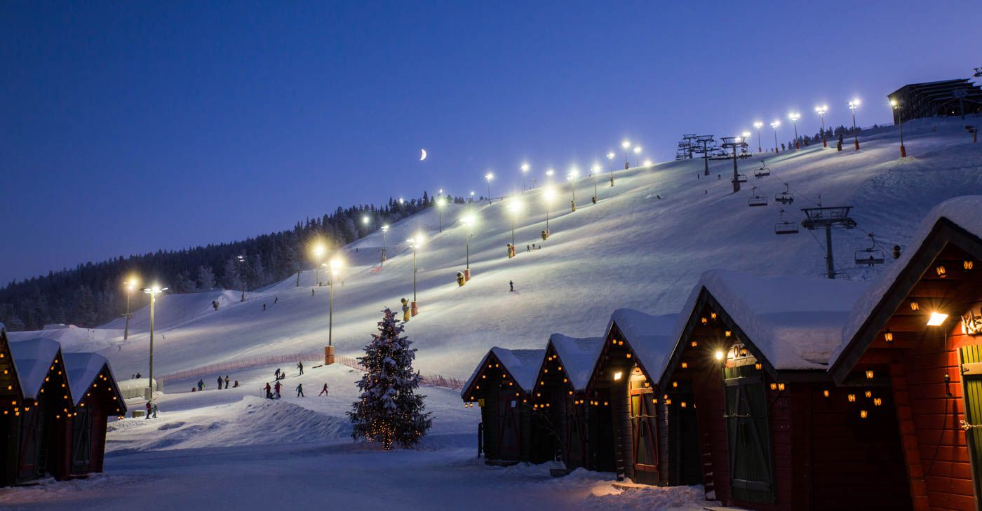 Levi Travel Costs  Prices  Skiing Lapland  Nature