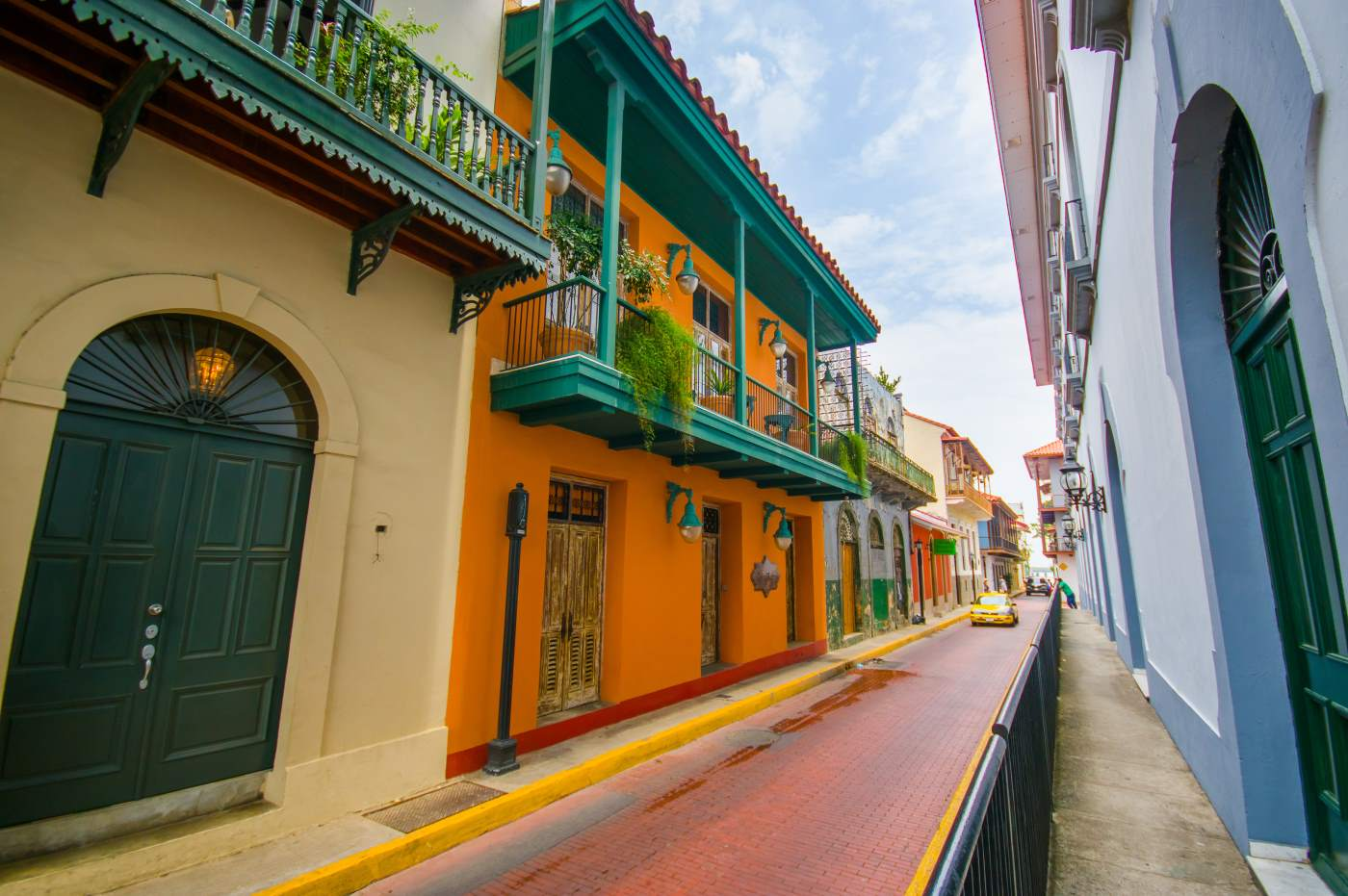 Panama City Travel Costs  Prices  The Beach Shopping