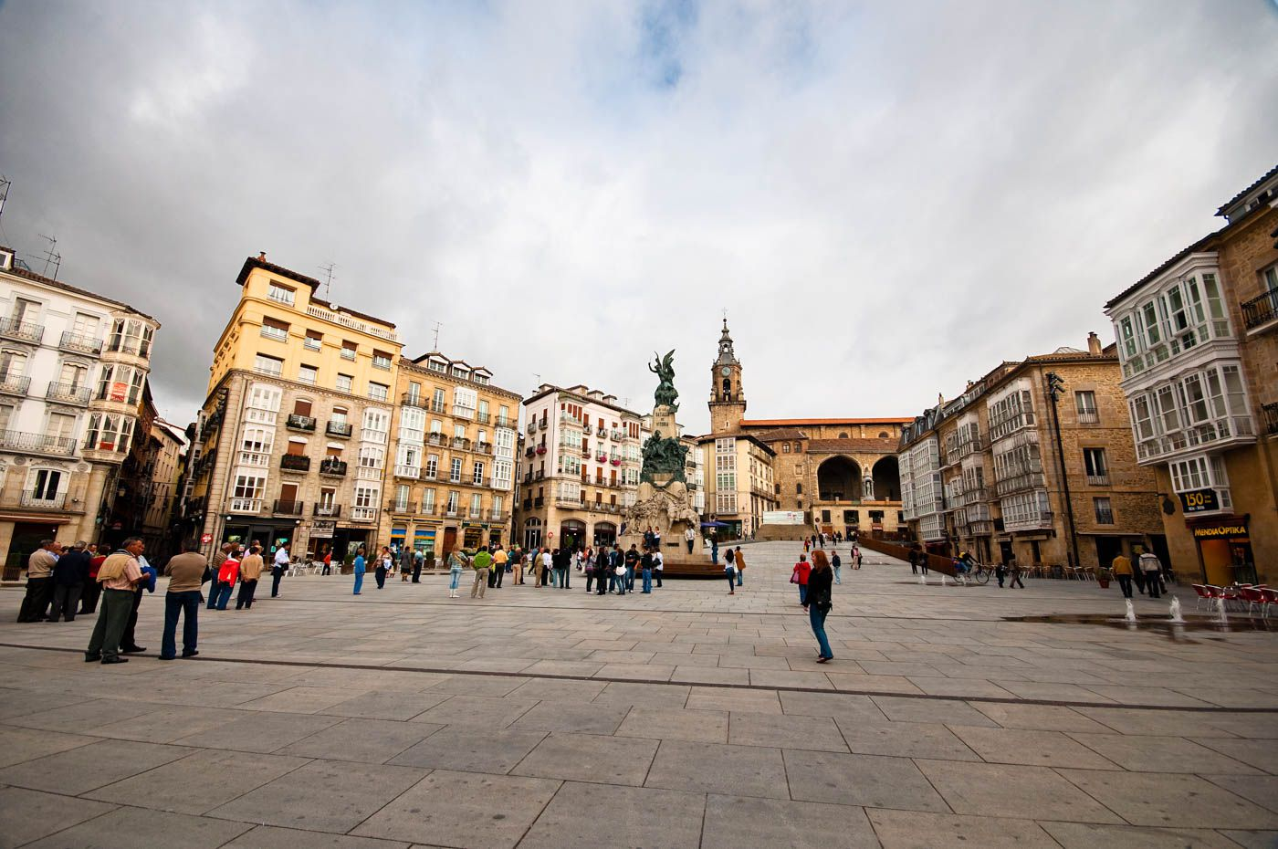 VitoriaGasteiz Travel Costs  Prices  Cathedrals