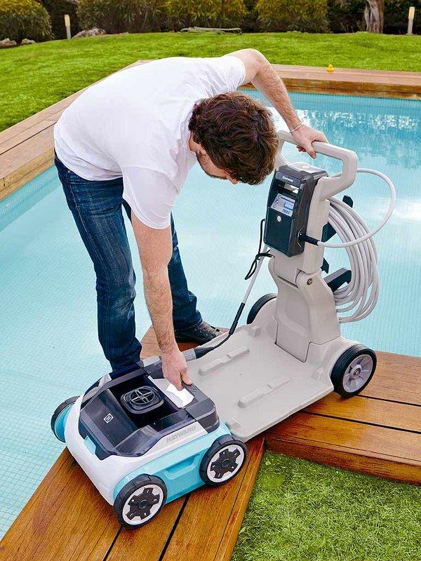 Los mejores robots limpiafondos electricos  Comparativa del Mayo 2018