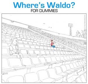 Internet Marketing Basics: Lessons In SEO From Where's Waldo