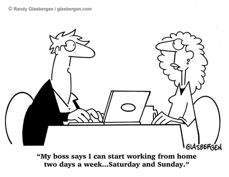 Telecommuting Tips for Those That Don't Work at Yahoo