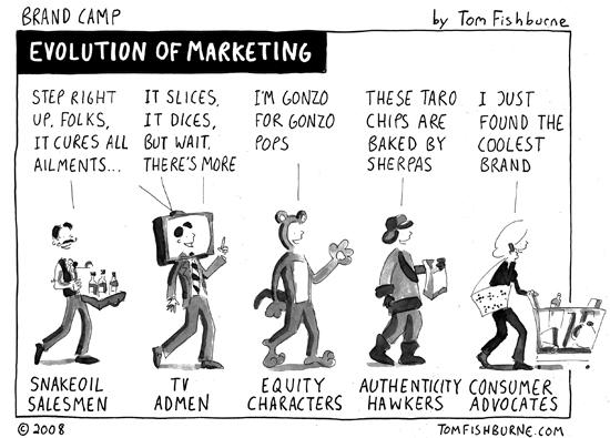 20 Devastating Content Marketing Mistakes [Comics]