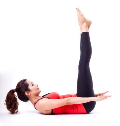 7 Pilates Moves to Maximize Fat Loss