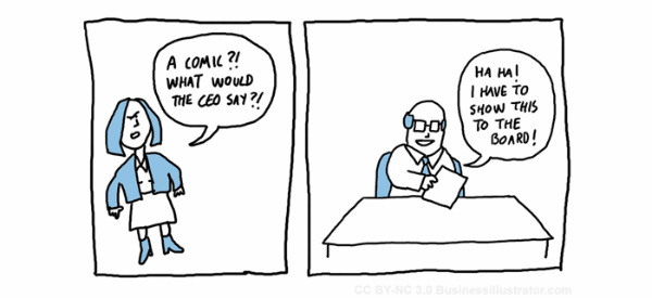 When Your Web Content Strategy Can Benefit From Comics: 5