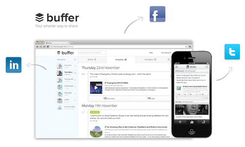 5 Tools to Boost Your Content Distribution Efforts image buffer app content distribution tool1
