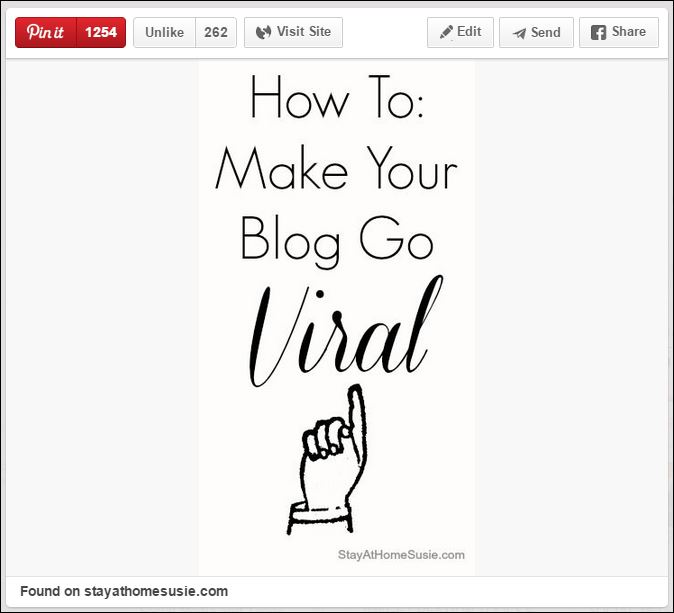 How Pins Go Viral: A Case Study of My Most Successful Pin