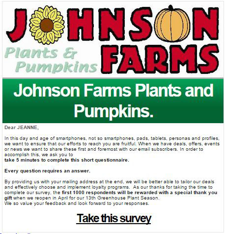 Survey - Johnson