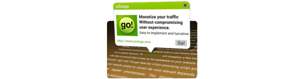 in-text advertising example