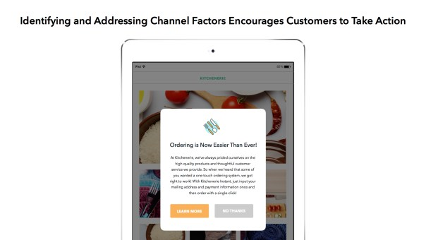How to address channel factors