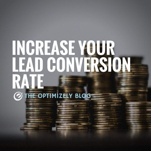 increase lead conversion rate