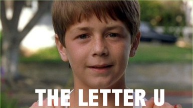 William Miller Almost Famous Letter U