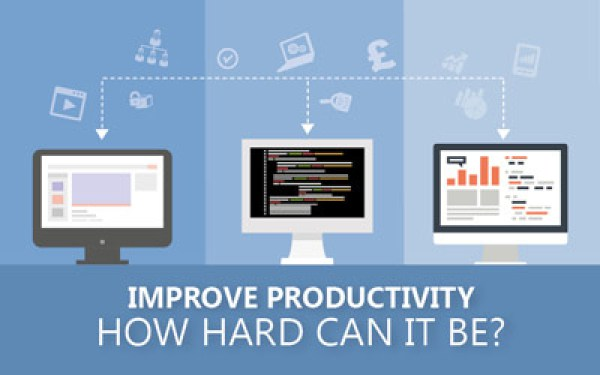 Improve Productivity Blog Image