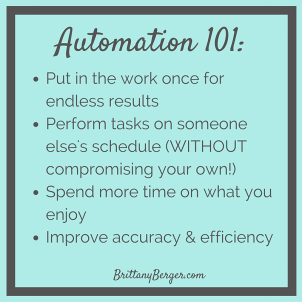 Workflow Automation 101- The Benefits of Automation