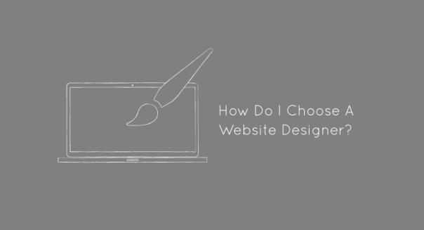 How to choose a website designer