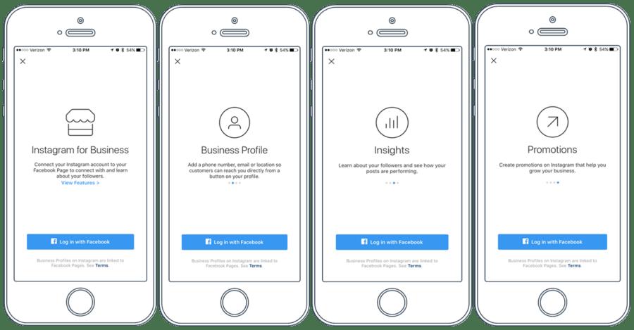 Instagram lana oficialmente perfil para empresas mirago marketing instagram para empresas saiba mais ccuart Gallery
