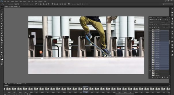 step 6 - make cinemagraph