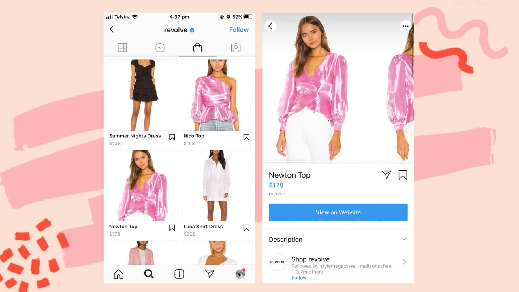 Instagram Shopping: Everything You Need to Know About the New Checkout Feature Allowing You to Shop On Platform - Business 2 Community