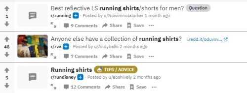 using Redditt to research keywords