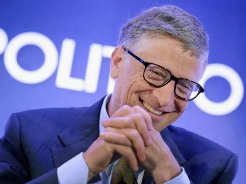 Bill Gates, cofounder of Microsoft, currently has an estimated net worth of $95.7 billion, making him the second-richest person in the world.