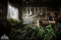 ' Abandoned Luxury Hotel Remote Island In