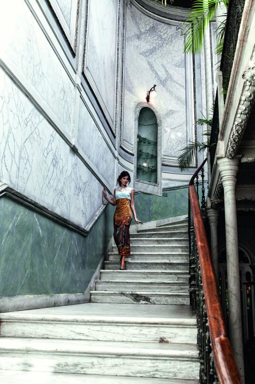 Nancy Ajram for Harper's Bazaar Arabia   Photo: Mara Desipris