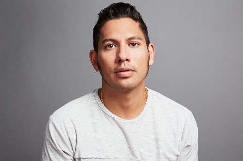 Brian Buenaventura, hair stylist | Photo: Dominic Neitz for BoF