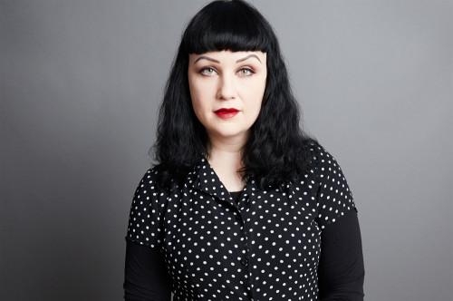 Marla Belt, makeup artist | Photo: Dominic Neitz for BoF