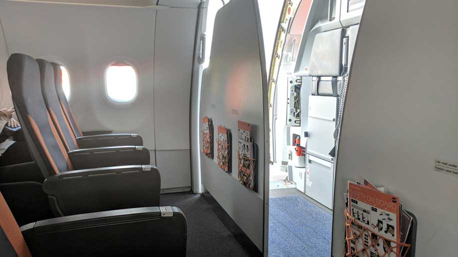 Easyjet to fit new lightweight Recaro seats  Business
