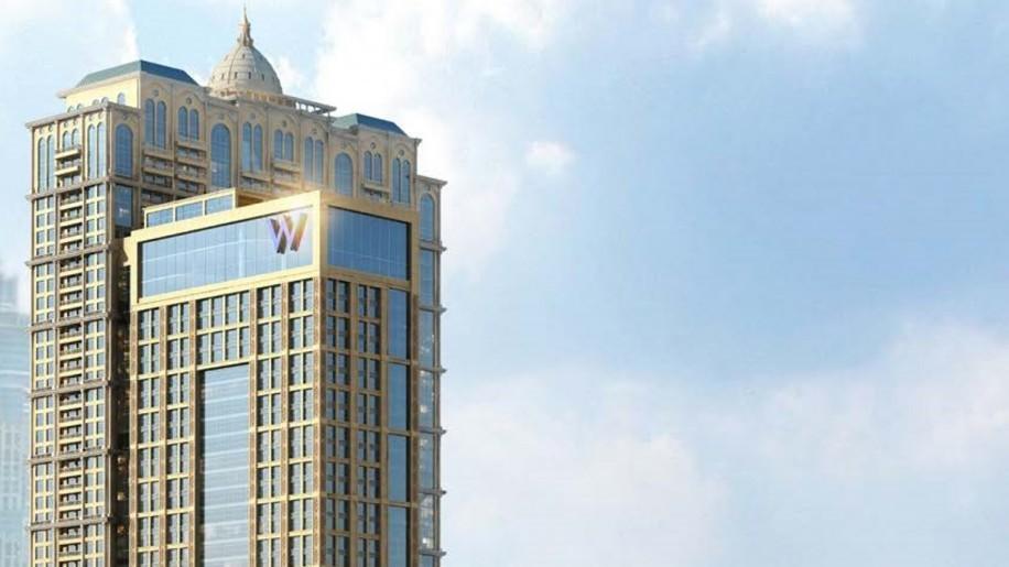 Starwood Adds W And Westin To Al Habtoor City Dubai