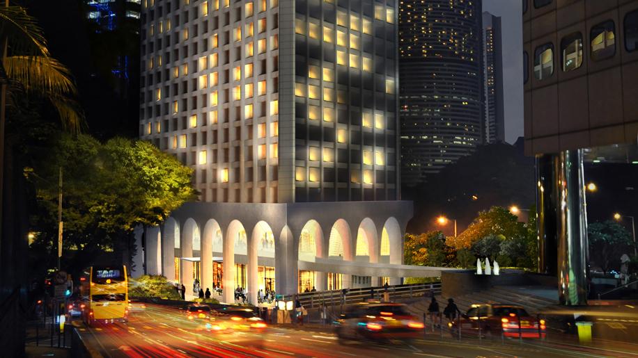 New luxury hotel announced for Hong Kong  Business Traveller
