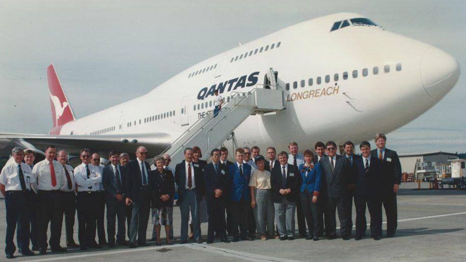 qantas confirms date of