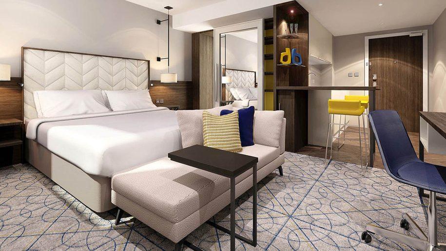 Residence Inn opens Aberdeen property  Business Traveller