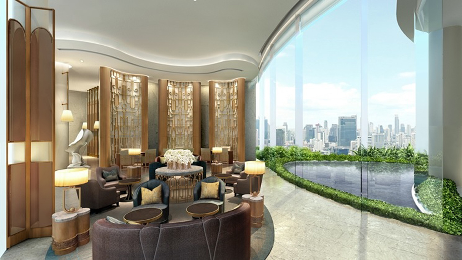 Waldorf Astoria will open its Bangkok hotel next summer