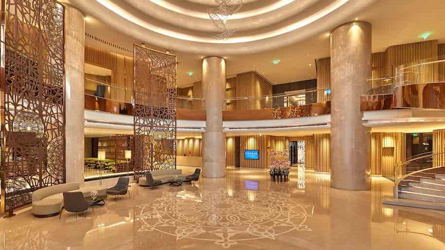 Hilton opens Conrad Bengaluru  Business Traveller