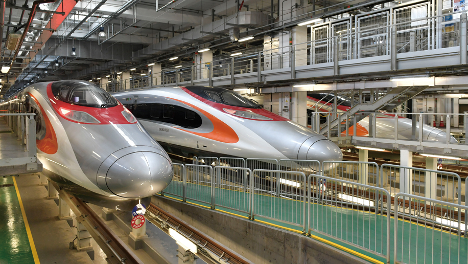 Smart traveller: How to take the high-speed train from Hong Kong's West Kowloon Station – Business Traveller