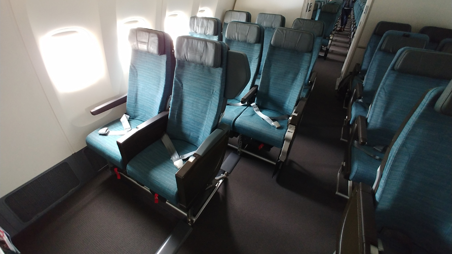 Cathay Pacific introducing paid advance seat selection on