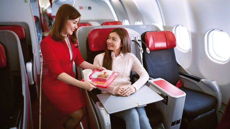 Air Asia plans to open a restaurant serving airline food – Business Traveller