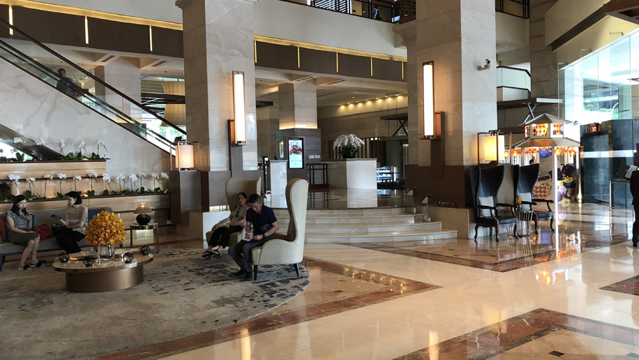 Hotel Review Pan Pacific Hanoi Business Traveller
