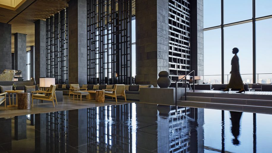 Hotel Review Aman Tokyo Business Traveller