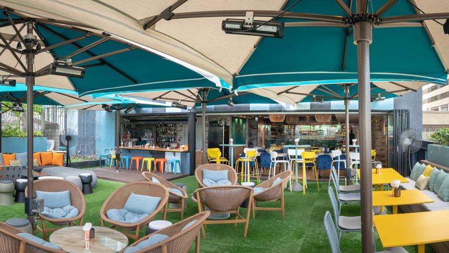 Restaurant review: Komune at Ovolo Southside. Hong Kong – Business Traveller